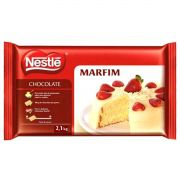 Chocolate Branco Nestle Marfim 2,1kg