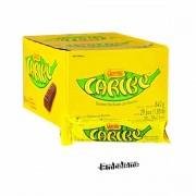 Chocolate Caribe Garoto 30 Unidades de 28g cada