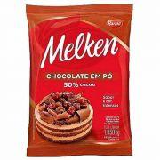Chocolate em pó 50% cacau Harald Melken 1kg