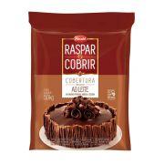 Cobertura sabor Chocolate ao Leite  Raspar e Cobrir 5kg Harald