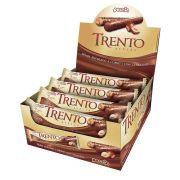 Chocolate Trento Avelã Caixa 16x32g 38%cacau