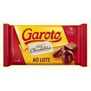 Chocolate Ao Leite 1kg Garoto