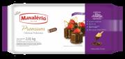 Cobertura Premium Sabor Chocolate Meio Amargo Mavalério 2,01kg