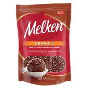 Confeito de Chocolate ao Leite  400 g  Granulé Melken Harald