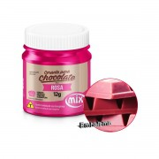 Corante Para Chocolate Rosa 12G Mix