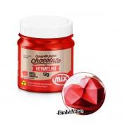 Corante Para Chocolate Vermelho 12G Mix