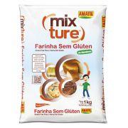 Farinha Mix Ture Sem Glúten 1kg Amafil