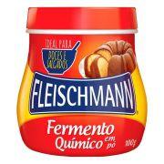 Fermento Químico em Pó 100g Fleischmann