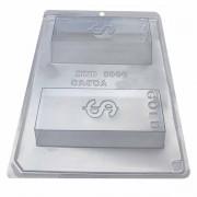 Forma de silicone Barra de Ouro (9906) BWB