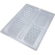 Forma de silicone Mini Tablete 3d (9904) BWB