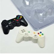 Forma de Silicone Videogame Joystick (9661) BWB