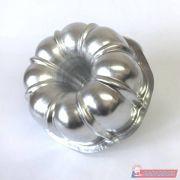 Forma Pequena Torta Suíça Decorada Caparroz 13X6 Ref 3174