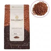 Chocolate Flakes Granulado Ao Leite  SPLIT-4-M-BR-U73 1kg Callebaut