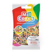 Granulado Colorido Crocante 150g Mil Cores