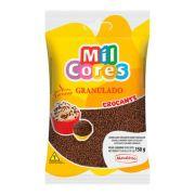 Granulado Crocante Chocolate 150g Mil Cores