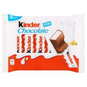 Kinder Chocolate c/6 75g Ferrero