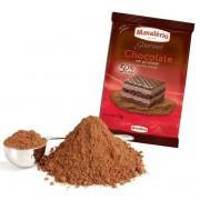 Kit 5 Chocolate Em Pó Solúvel 50% De Cacau Mavalério 1,01kg