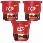 Kit kat Pasta Cremosa 2,1kg Promoção C/3 unidades