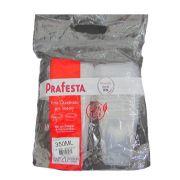 Kit Pote 350 ml com Tampa Quadrado C/ 20 unidades PraFesta