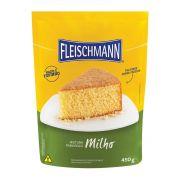 Mistura para bolo Milho 450g Fleischmann