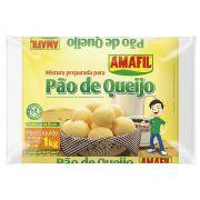 Mistura para Pão de Queijo 1kg Amafil