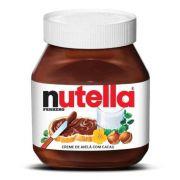 Nutella 650g Ferrero Creme de Avelã com Cacau