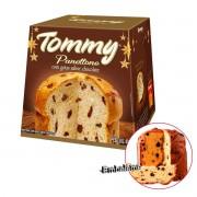 Panetone Com gotas de chocolate Tommy  400G