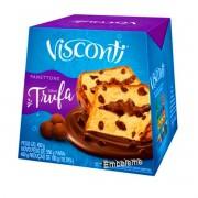 Panetone de Chocolate Chocottone Trufa 450G Visconti