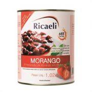 Polpa de Morango 1,02kg Ricaeli