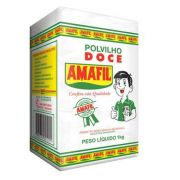 Polvilho doce 1kg Amafil