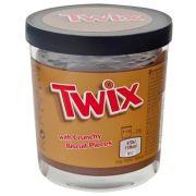 Twix 200g Creme de Chocolate com Pedaços de Biscoito