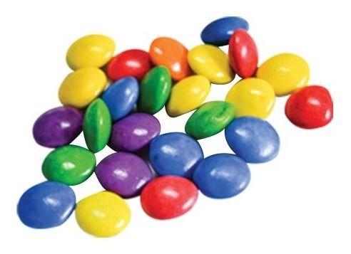 Confete De Chocolate Coloreti Festa Jazam Caixa 18 x 18g Unidades
