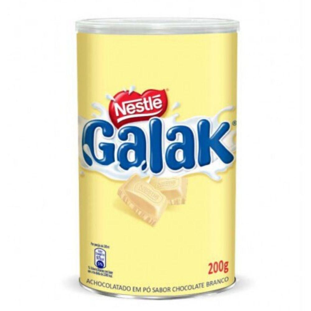 Achocolatado em Pó Galak 200g - Nestlé