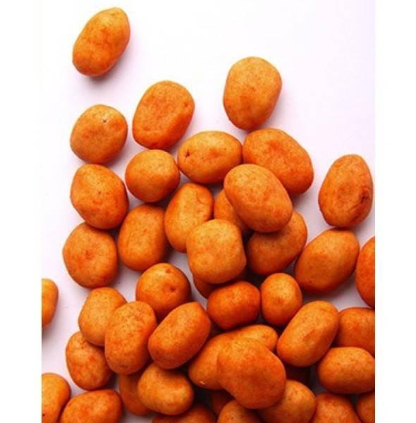 Amendoim Crokíssimo Pimenta Suave 1kg Santa Helena