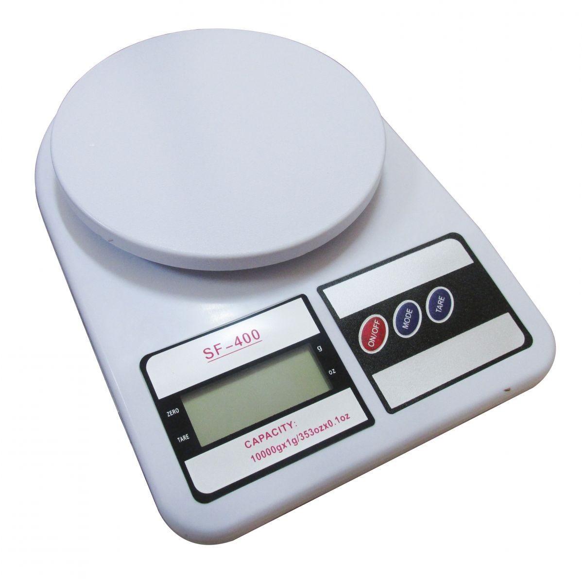 Bombinha Borrifador Pó Glitter Cupcake+ Balança Digital 10kg