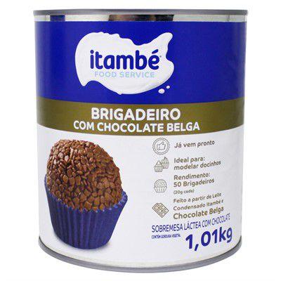 Brigadeiro Com Chocolate Belga Itambé - 1,01Kg