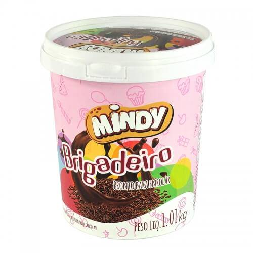 Brigadeiro Mindy 1,01kg