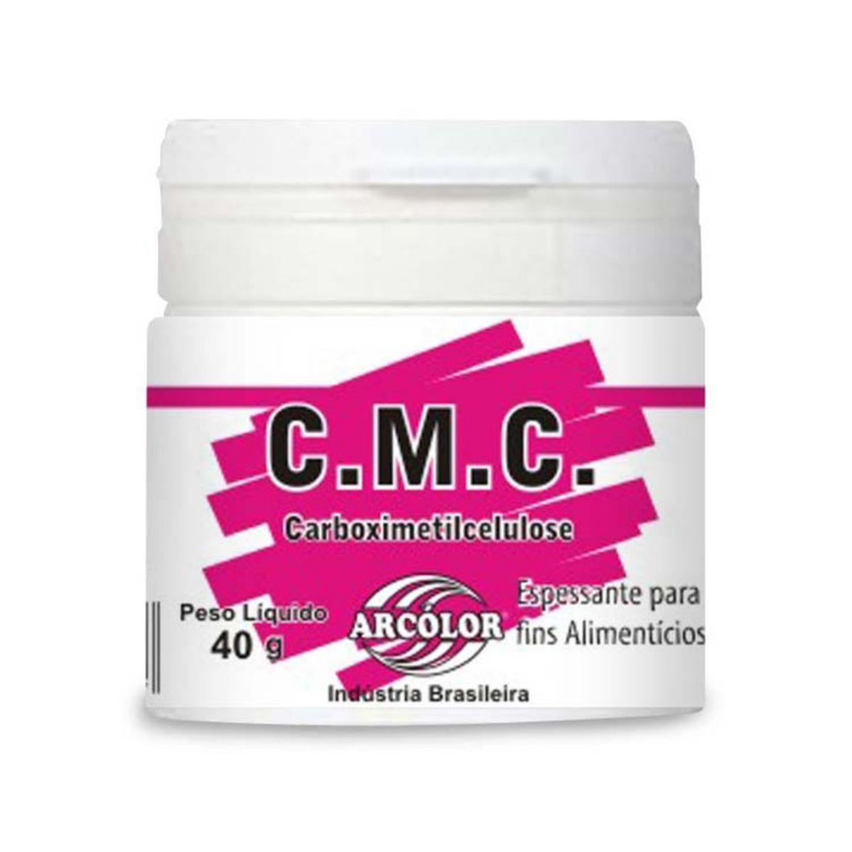 C M C Arcólor 40g Carboximetilcelulose