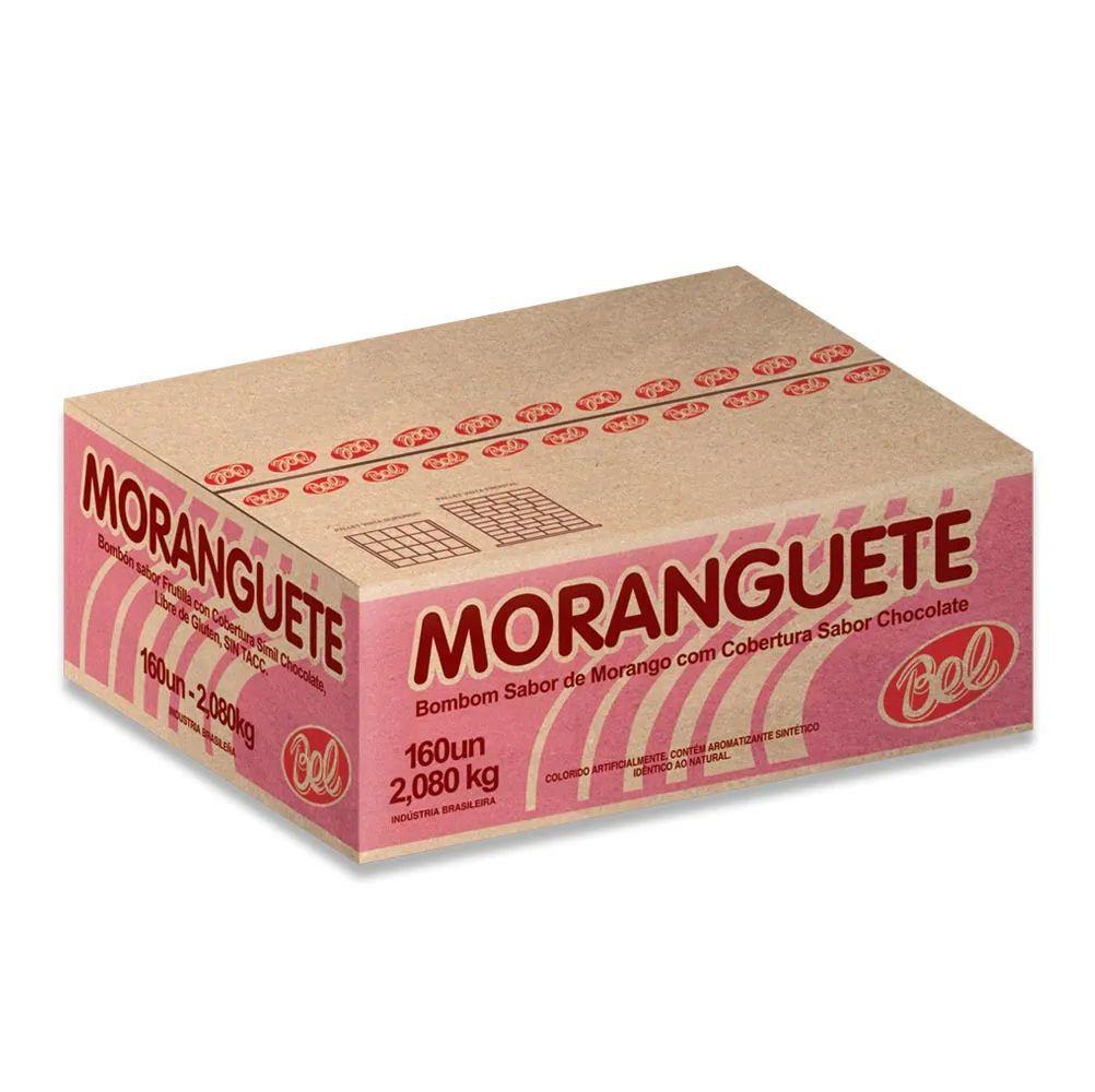 Caixa Fechada Moranguete 160x13g