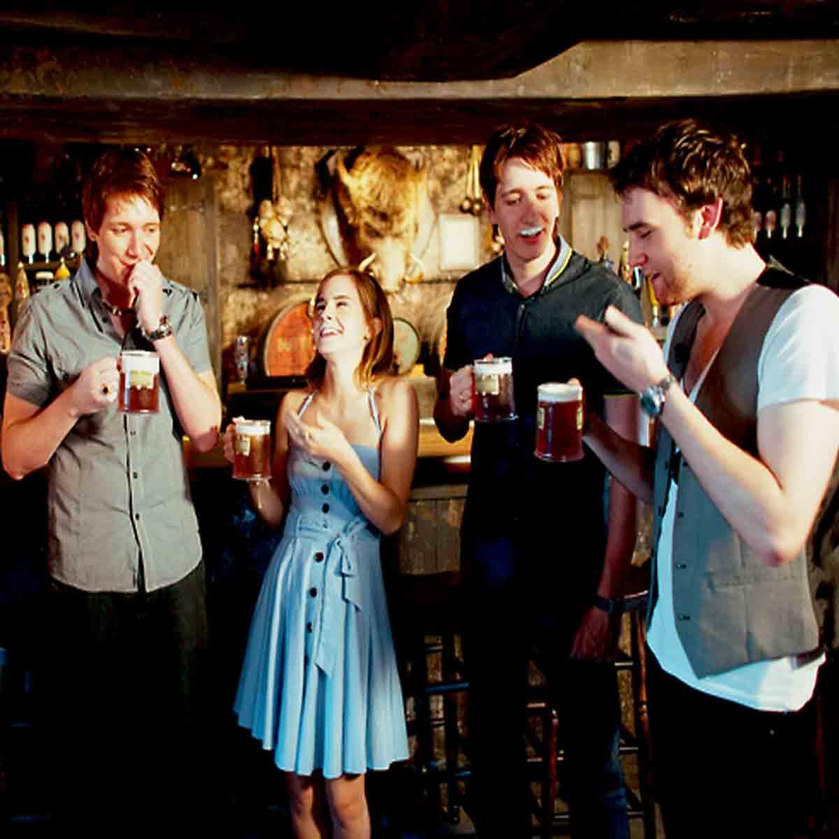 Cerveja Sem Álcool Harry Potter 355ML