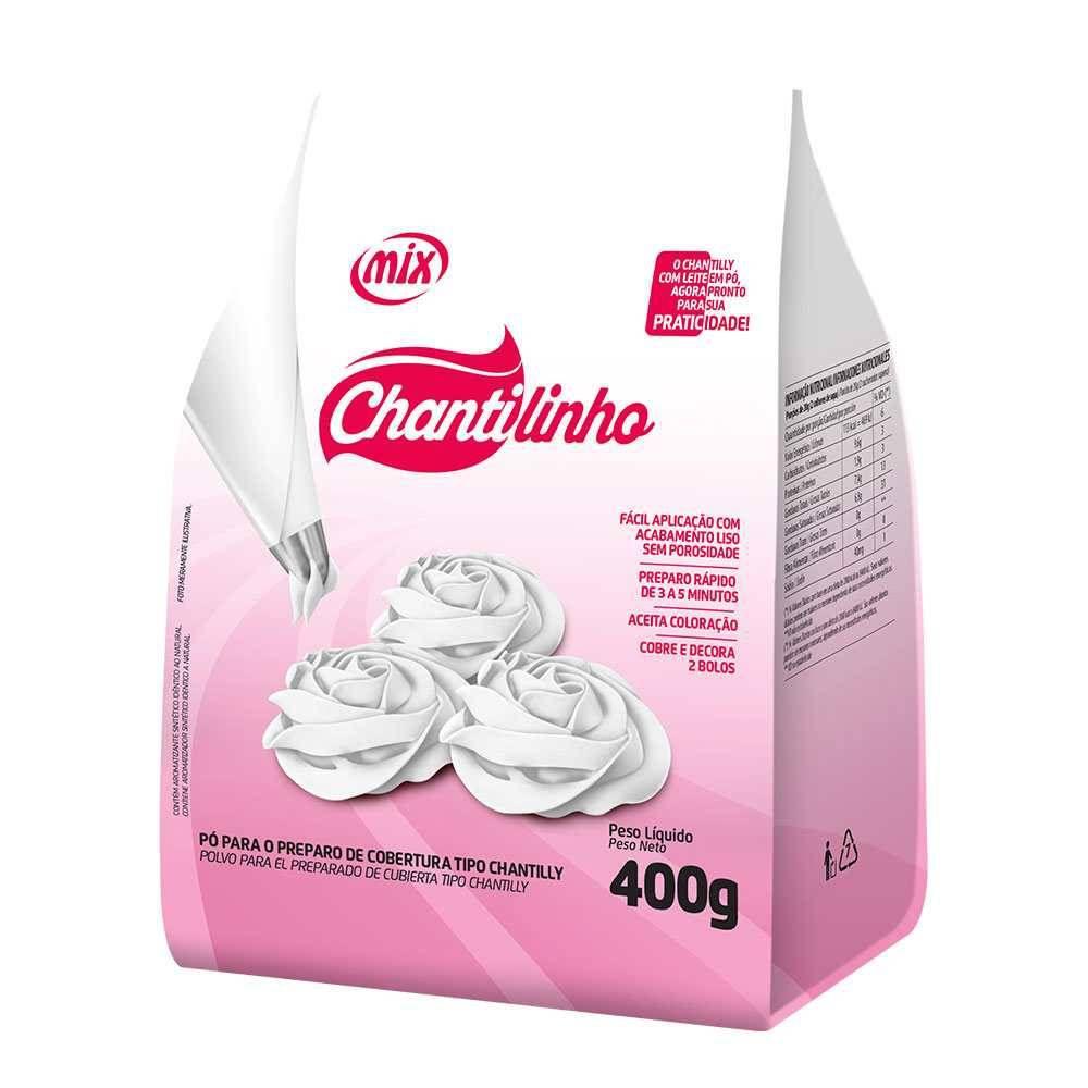 Chantilinho 400g Mix (Chantininho)