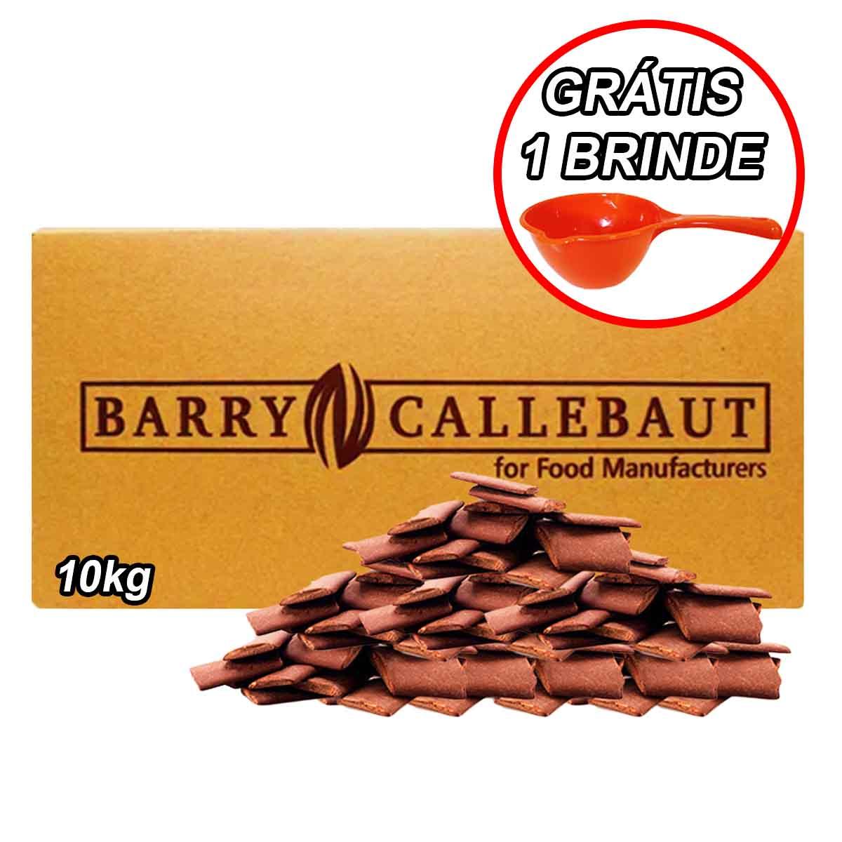 Chocolate ao Leite Kibbles picado 10kg Sicao Gold