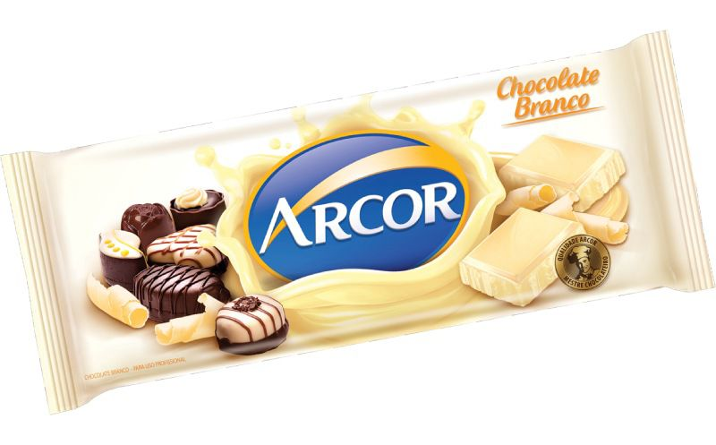 Chocolate Branco 1,05kg Arcor