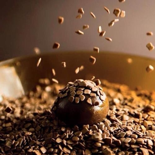 Chocolate Flakes Granulado Ao Leite Split  9-M (BR-U73) 1kg Callebaut