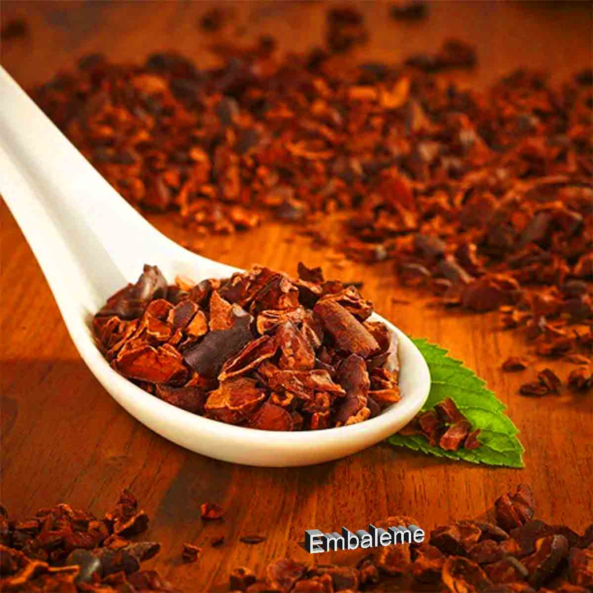 Chocolate Talento Nibs Dark 70% Cacau 75g