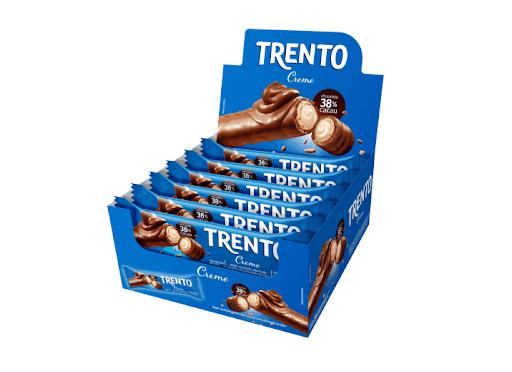 Chocolate Trento Creme Caixa 16x32g 38% Cacau