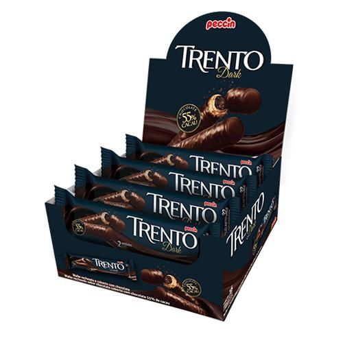 Chocolate Trento Dark Caixa 16 de 32g