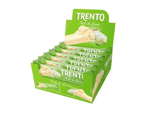 Chocolate Trento Torta de Limão Caixa 16x32g