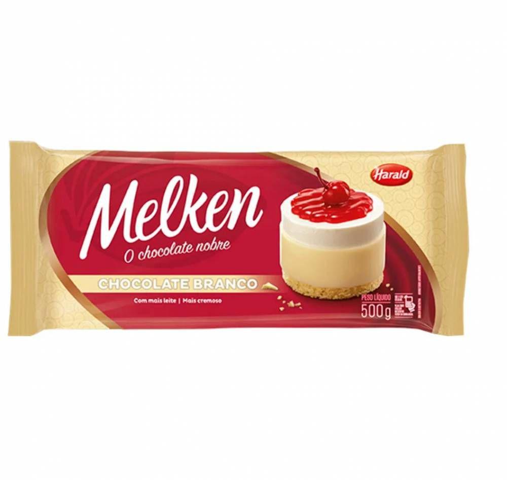 Chocolate Branco 500g Melken Harald