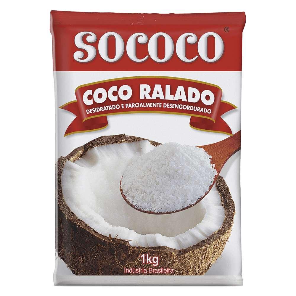 Coco Ralado Sococo 1kg